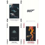 007 James Bond Movie Posters 1965-2015