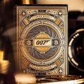 007 James Bond Premium playing cards Theory11