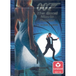 James Bond 007 Carteles de Películas - The Bond Movie Posters playing cards