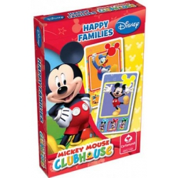 Mickey Mouse Clubhouse Happy Families