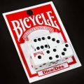 5 Dados Bicycle - Dice