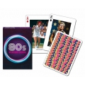 80s playing cards - Década de los 80