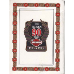 The Reunion 90 years Harley Davidson 1903-1993