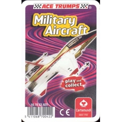 Military Aircraft Ace Trumps