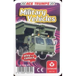 Military Vehicles Ace Trumps