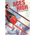 Aviadores y aviones de la Primera Guerra Mundial - WW1 Aces and Planes playing cards