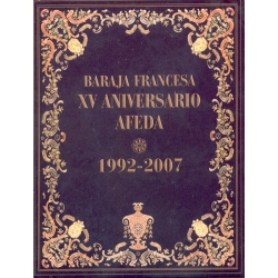 XV Aniversario Afeda 1992-2007