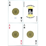 Air Force Two Ronald Reagan playing cards