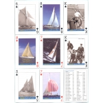America's Cup playing cards