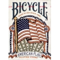 American Flag Bicycle - Bandera Americana