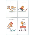 Amigos para siempre - Friends Forever playing cards