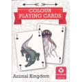 Animal Kingdom Colour playing cards