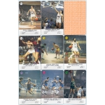 Ases del Baloncesto - Aces Basketball playing cards