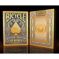 Aurora Bicycle playing cards