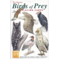 Aves de Presa - Birds of Prey playing cards