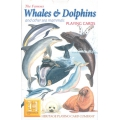 Ballenas y Delfines - Whales & Dolphins playing cards