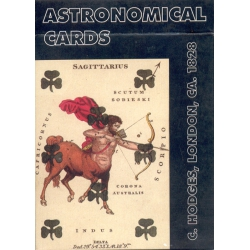 Astronómica - Astronomical Cards