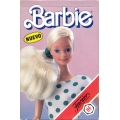 Barbie 1989 playing cards
