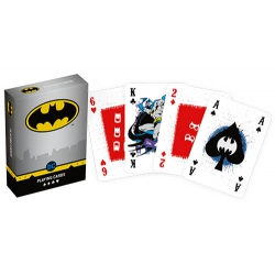 Batman DC Comics playing cards - Baraja Poker