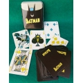 Batman Vintage Tin Box playing cards