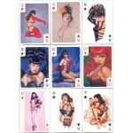 Baraja Pin up Bettie Page playing cards