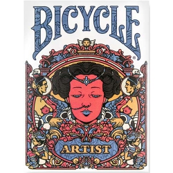 Bicycle Artist Second edition deck playing cards
