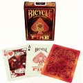 Bicycle Fire (Elements Series) - Fuego