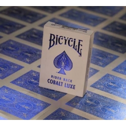 Bicycle MetalLuxe Cobalt Luxe