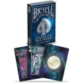 Bicycle Stargazer New Moon playing cards USPCC - Luna Nueva