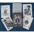 Metalizada - Metalic Bicycle playing cards