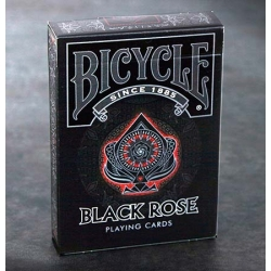 Black Rose Bicycle - Rosa Negra