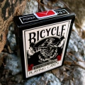 Black Tiger Red Bicycle playing cards