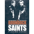 Baraja Los Elegidos - The Boondock Saints playing cards