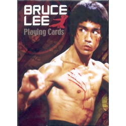 Baraja Bruce Lee playing cards