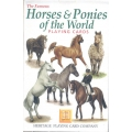 Caballos y ponies - Horses & Ponies playing cards