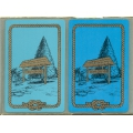 Camp David Ronald Reagan playing cards
