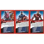 Captain America Civil War Top Trumps Marvel