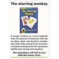 Card Trick: The starving Monkey - Truco Magia Mono Hambriento playing cards