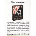 Card Trick: The vampire - Truco El Vampiro Bicycle playing cards