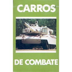 Carros de Combate - Tanks playing cards