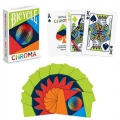 Chroma Bicycle deck playing cards