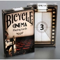 Cinema Bicycle playing cards