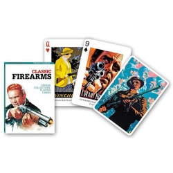 Classic Firearms Unique Collectors' playing cards - Baraja Armas Clásicas