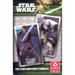 The Clone Wars Happy Families