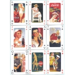 Carteles Antiguos de Coca Cola - Old Posters Coke playing cards