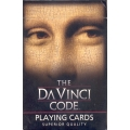 El Código Da Vinci - The Da Vinci Code playing cards