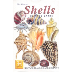 Conchas - Shells playing cards