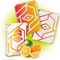 Copag 310 Slimline Alpha Orange Cardistry playing cards