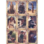 Baraja Cowboys and Aliens playing cards