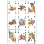 Cuentos Rusos - Russian Tales playing cards